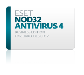 ESET NOD32 Antivirus Business Edition for Linux