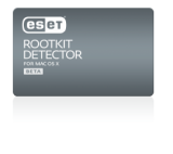 ESET Rootkit Detector for MAC OS X