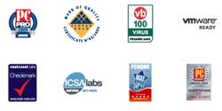 List of ESET Smart SEcurity Awards